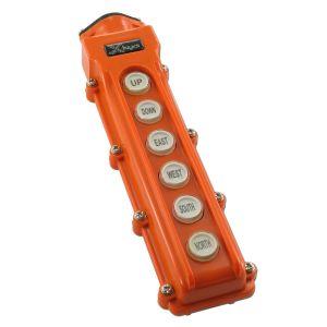 6 Button Pendant Switch