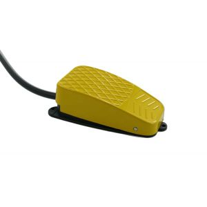 Yellow Commercial Foot Switch