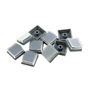 Gray Single Keycaps (10 pack)