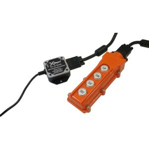 4 Button Pendant and HD15 Wire Interface Bundle