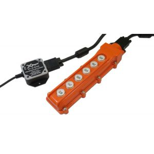 6 Button Pendant and HD15 Wire Interface Bundle