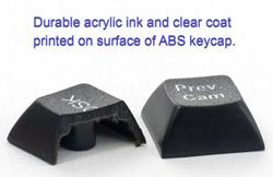 Acrylic Keys