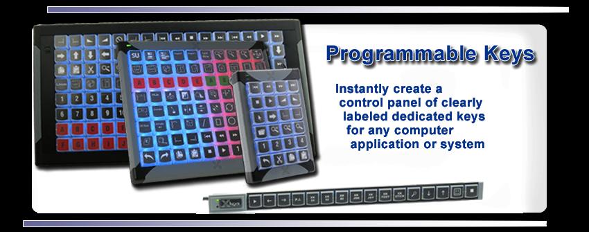 X-keys Programmable Keys