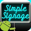 Simple Signage