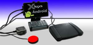 X-keys Android Apk