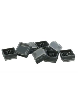 Gray Keycaps for X-keys Sticks