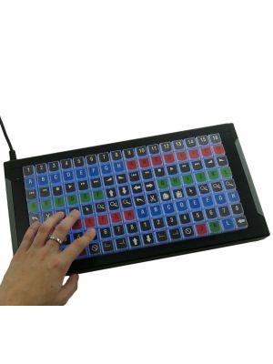X-keys XKE-128 USB Keyboard