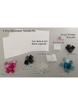 X-keys Developer's Key Kit