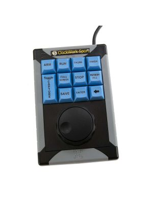 ClockWork Control Pad for FinishLynx Frame Tracker