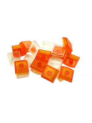 Orange Single Keycaps