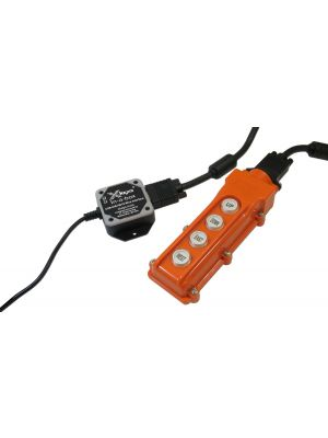 HD15 Wire Interface and 4 Button Pendant Bundle
