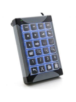 X-keys XK-24 KVM Keypad