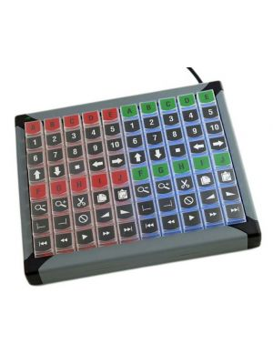 X-keys XK-80 KVM Keypad