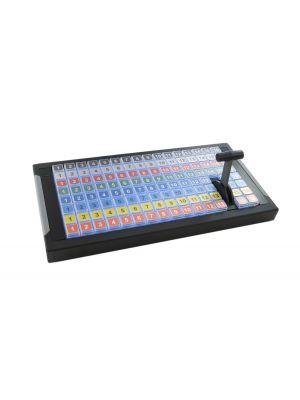 X-keys XKE-124 T-Bar USB Keyboard