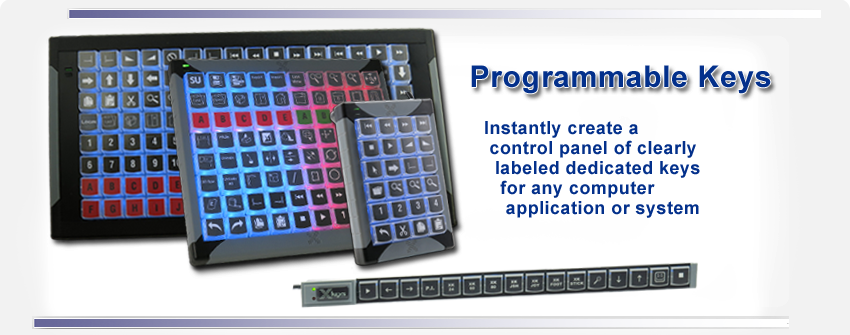 X-keys Programmable Keys