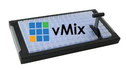 vMix T-bar