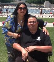 Luis and Claudia